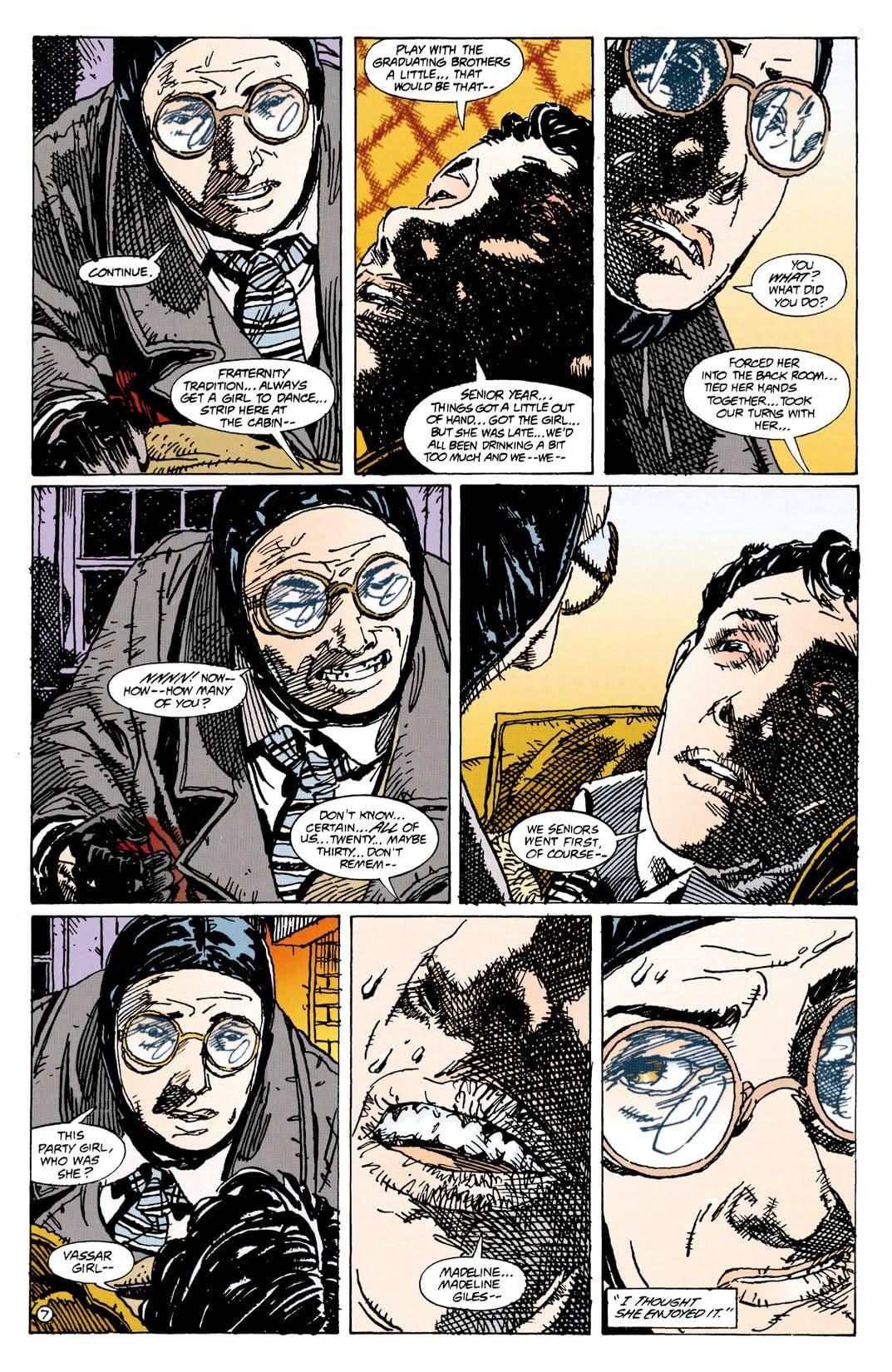Sandman Mystery Theatre (1993-1999) #16