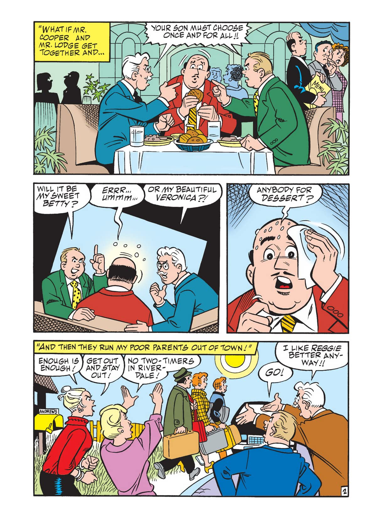 World of Archie Double Digest #26