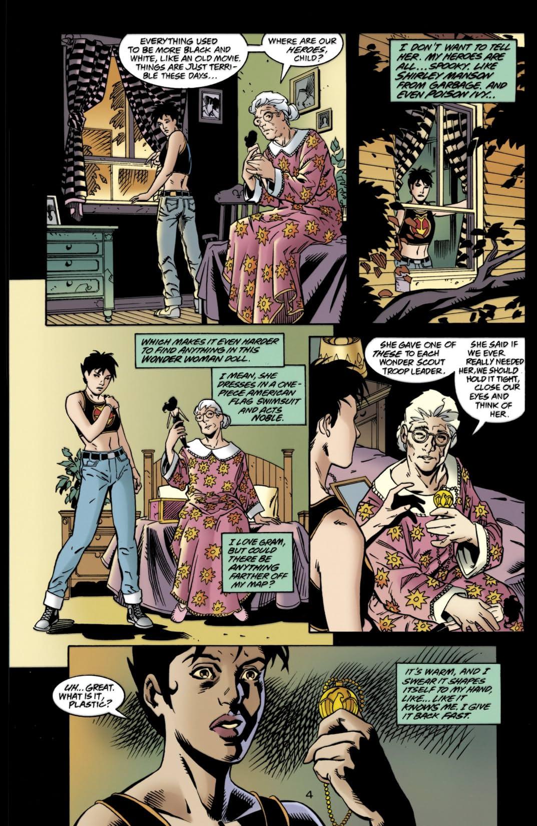 Wonder Woman (1987-2006) #143