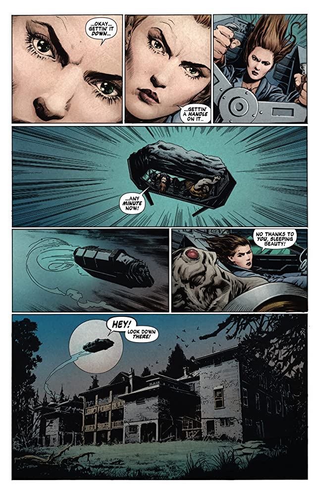 Bad Planet #8 (of 12): Apocrypha