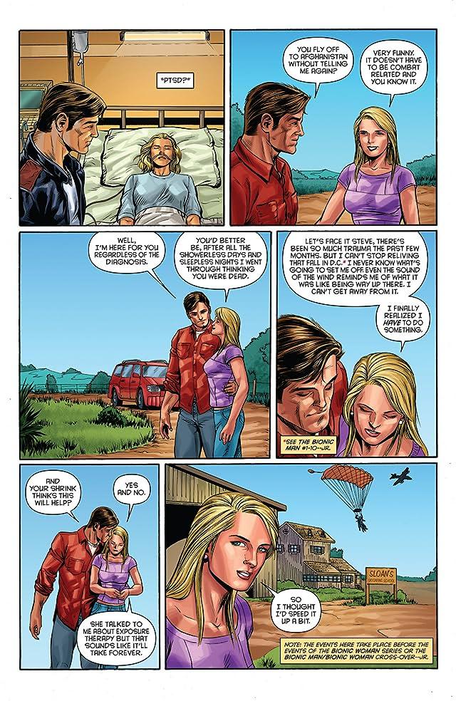 The Bionic Man #16