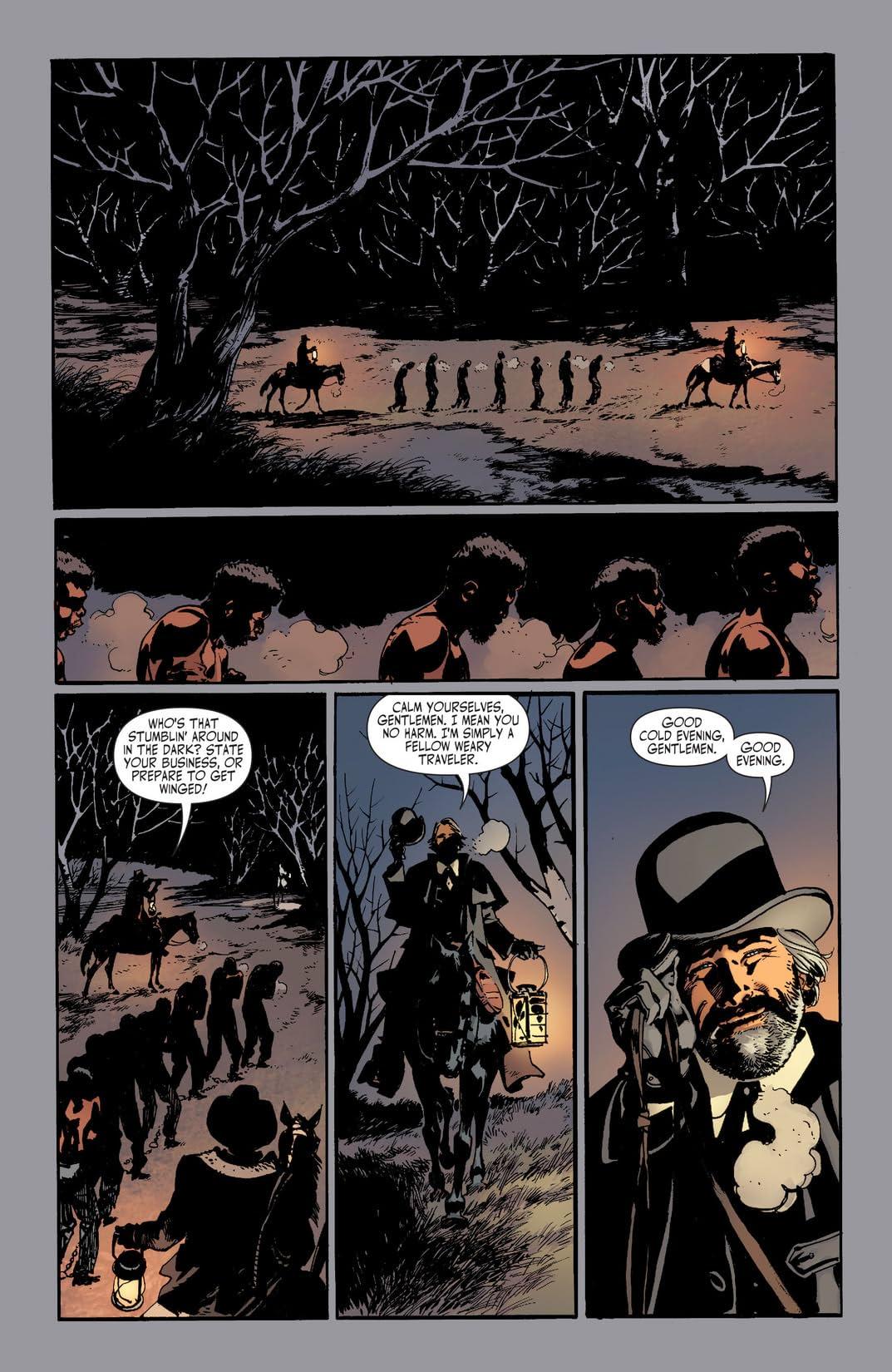 Django Unchained #1 (of 7)