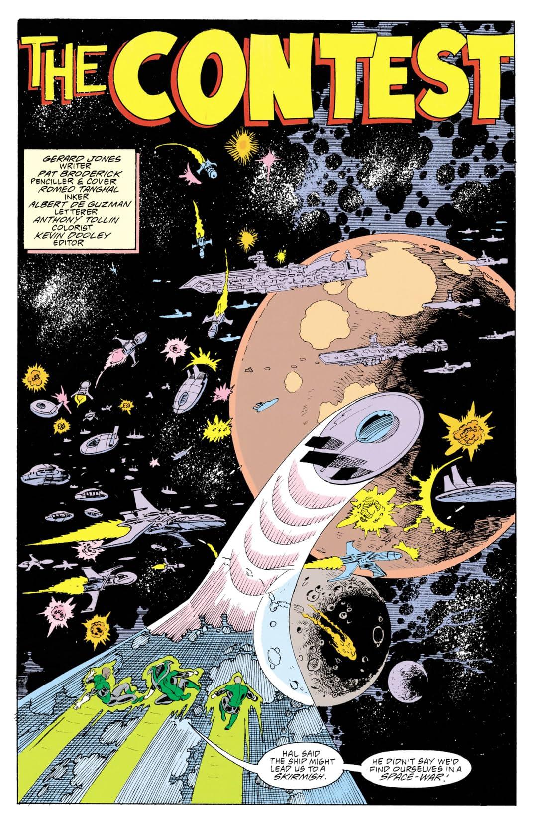 Green Lantern (1990-2004) #22