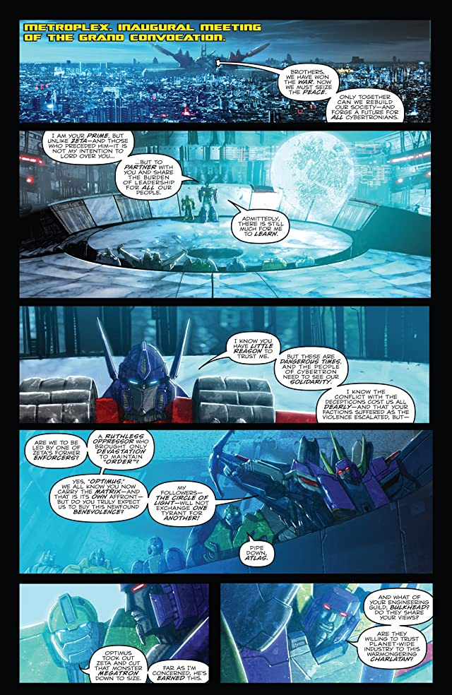 click for super-sized previews of Transformers: Monstrosity #1 (of 12)