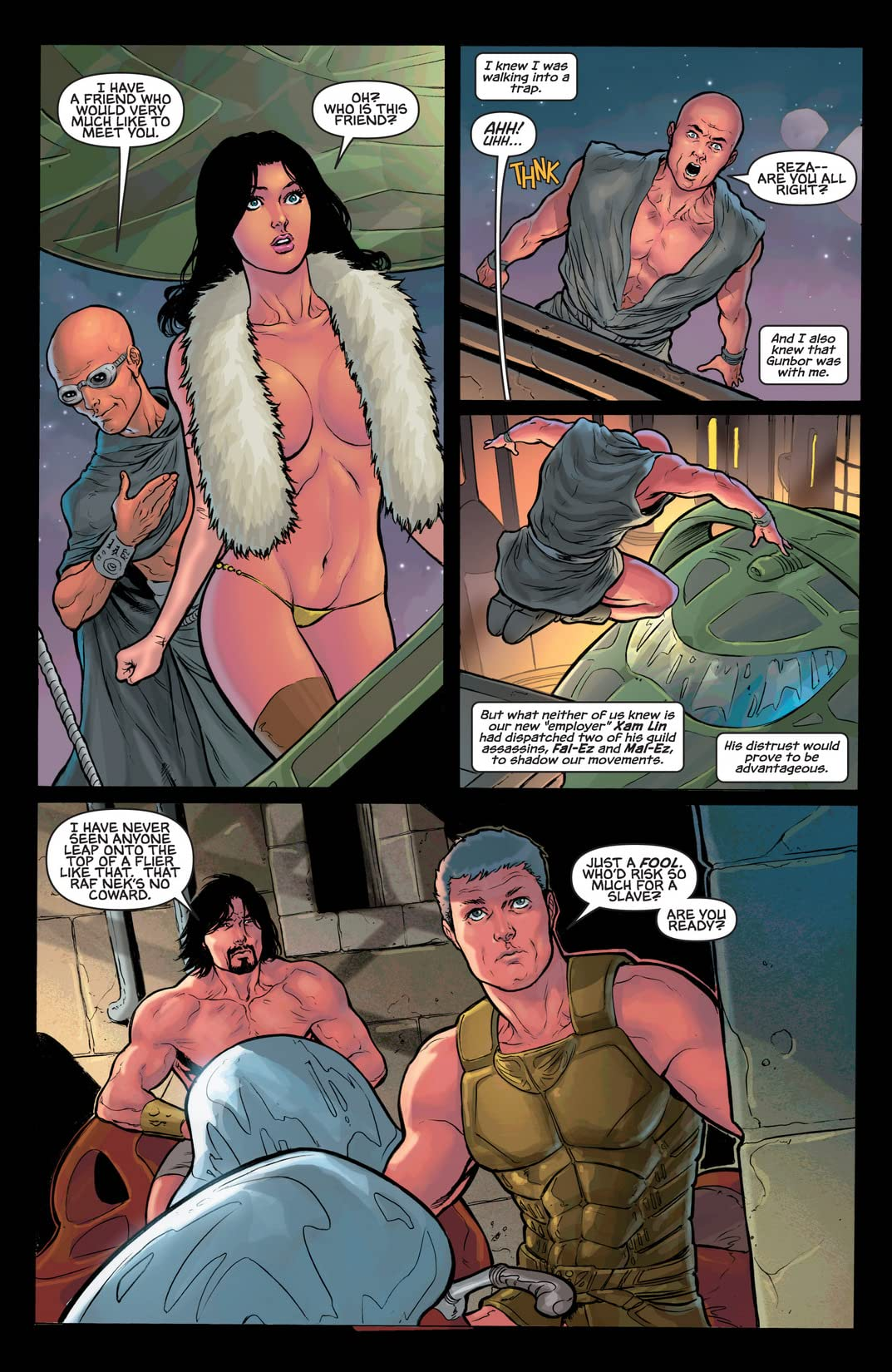 Warlord of Mars: Dejah Thoris #22