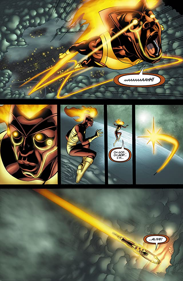 click for super-sized previews of Firestorm: The Nuclear Man (2004-2007) #2