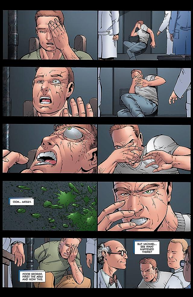 World War Hulk: Gamma Corps #4 (of 4)