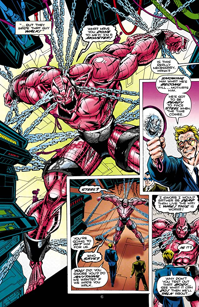 Steel (1994-1998) #23