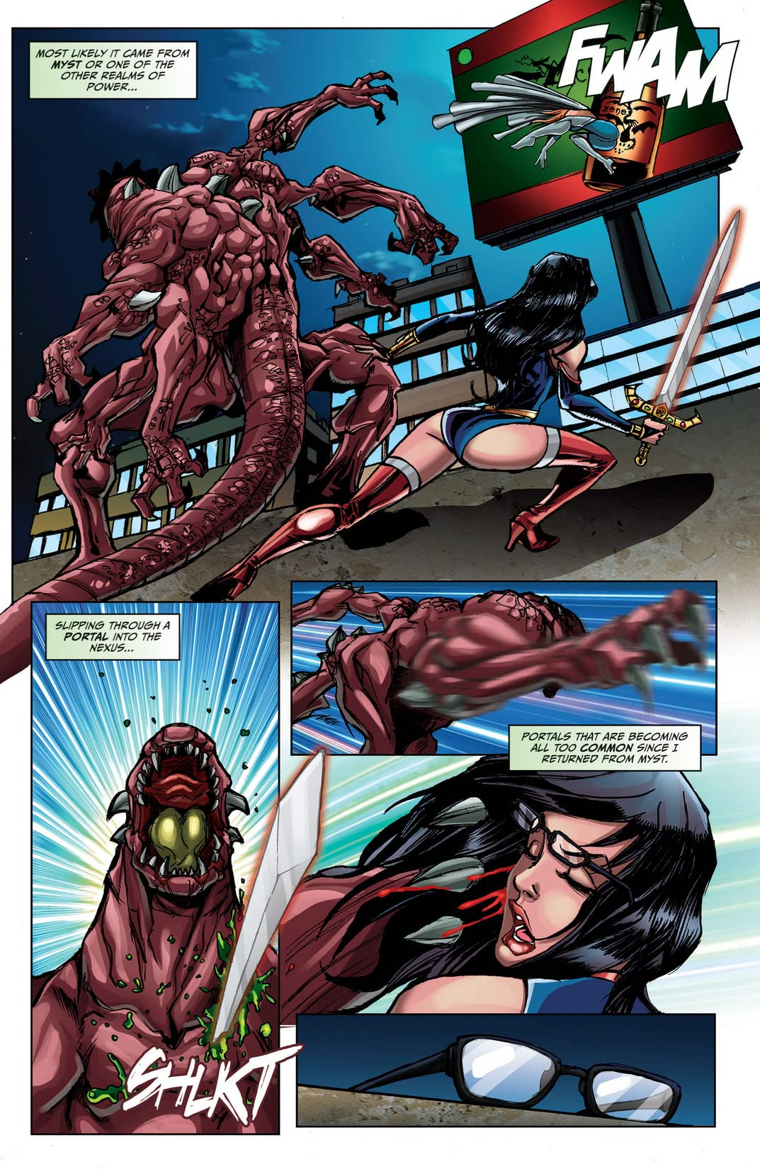 Grimm Fairy Tales: Valentine's Day Special 2013