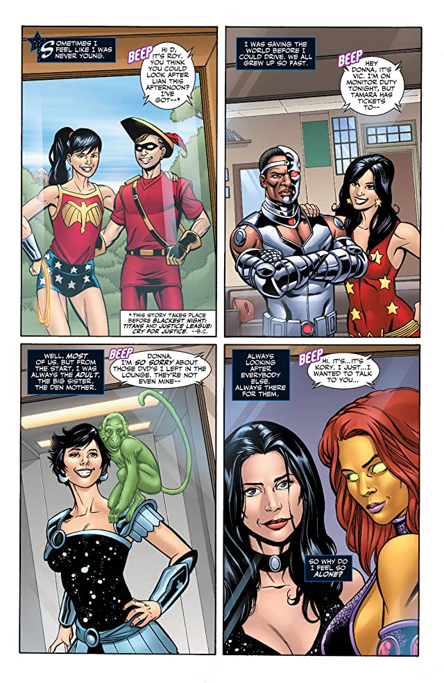 click for super-sized previews of Titans (2008-2011) #20