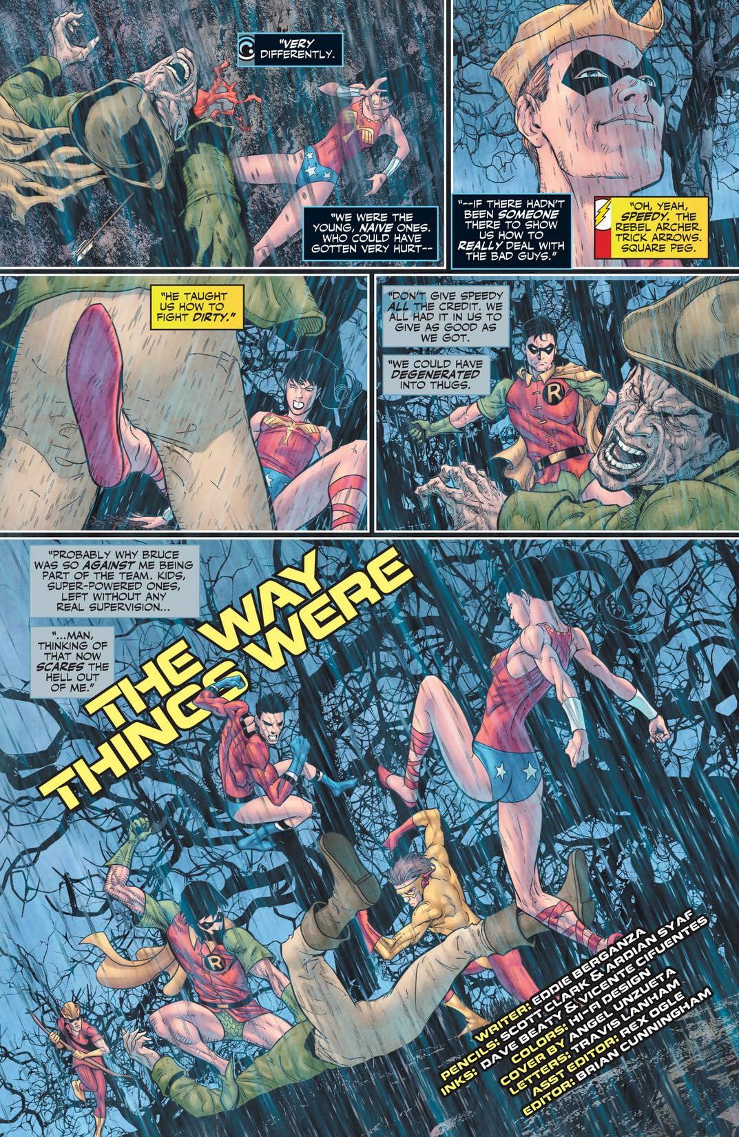 Titans (2008-2011) #23