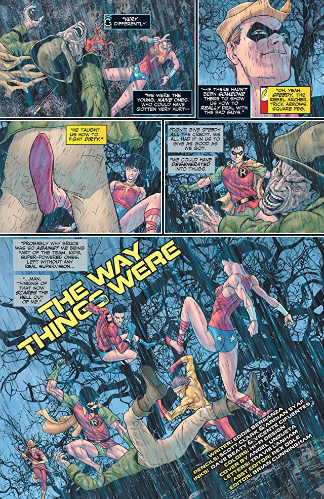 click for super-sized previews of Titans (2008-2011) #23