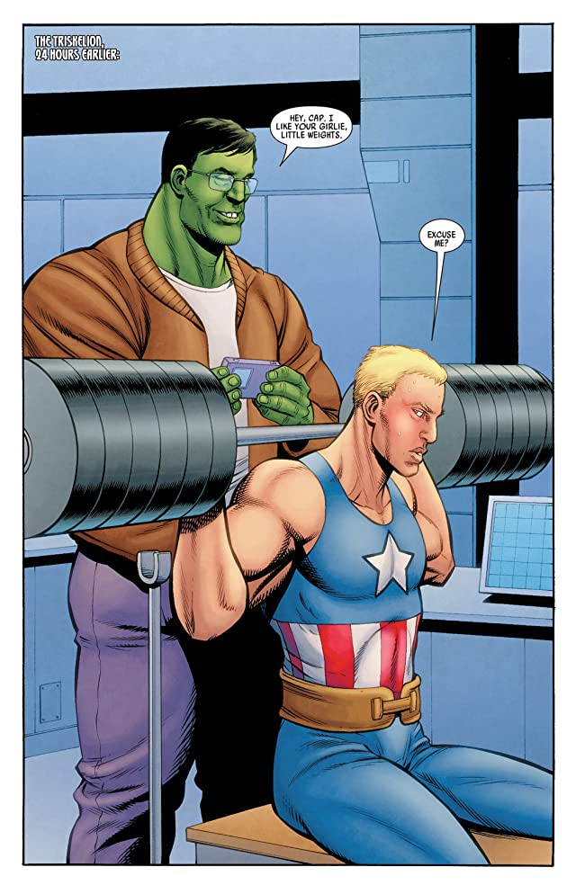 click for super-sized previews of Ultimate Comics Avengers 3 #2
