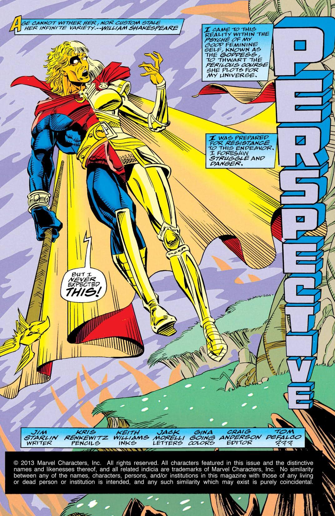 Warlock Chronicles (1993-1994) #5