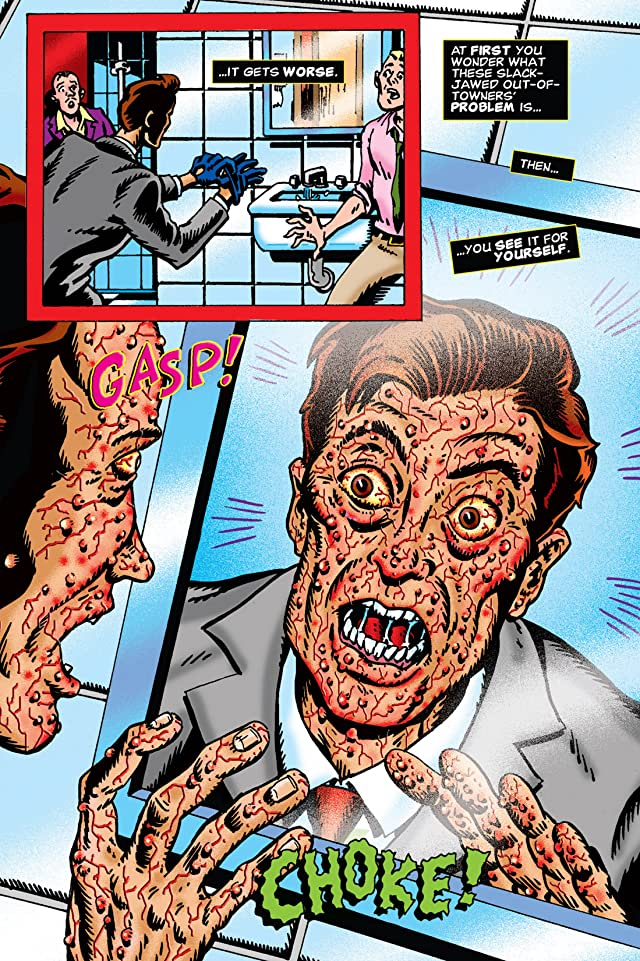 click for super-sized previews of Tales From the Crypt Vol. 5: Yabba Dabba Voodoo
