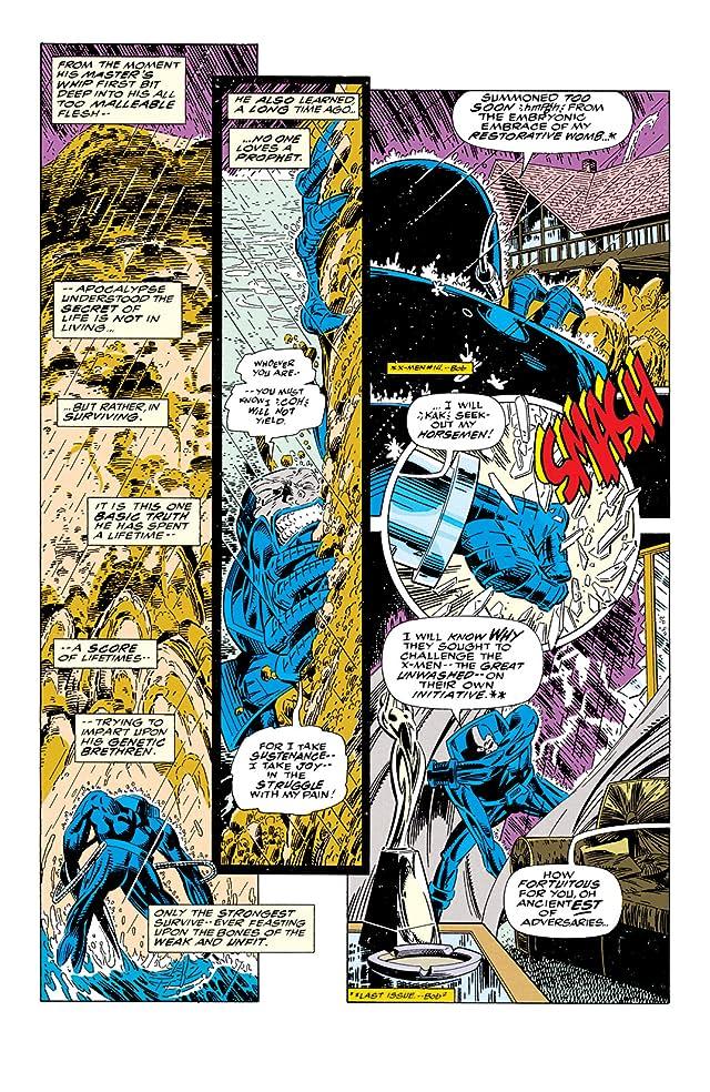 Uncanny X-Men (1963-2011) #295