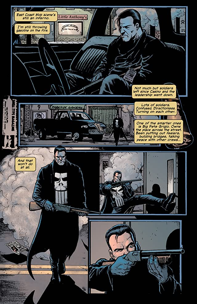 click for super-sized previews of The Punisher (2001-2003) #16