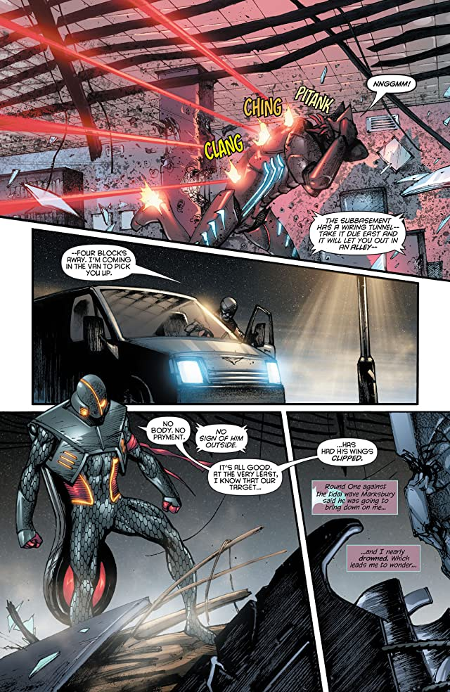 click for super-sized previews of Batwing (2011-2014) #17