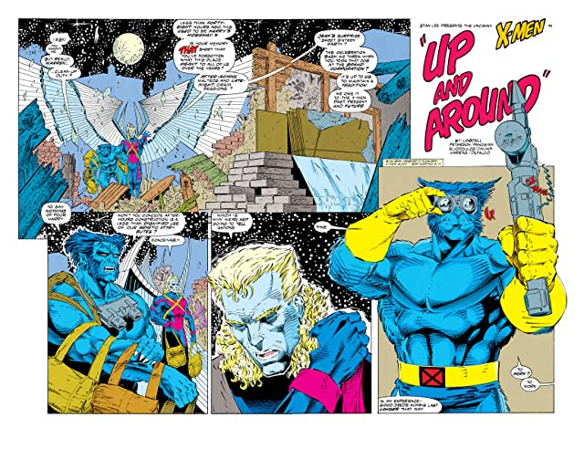 click for super-sized previews of Uncanny X-Men (1963-2011) #297