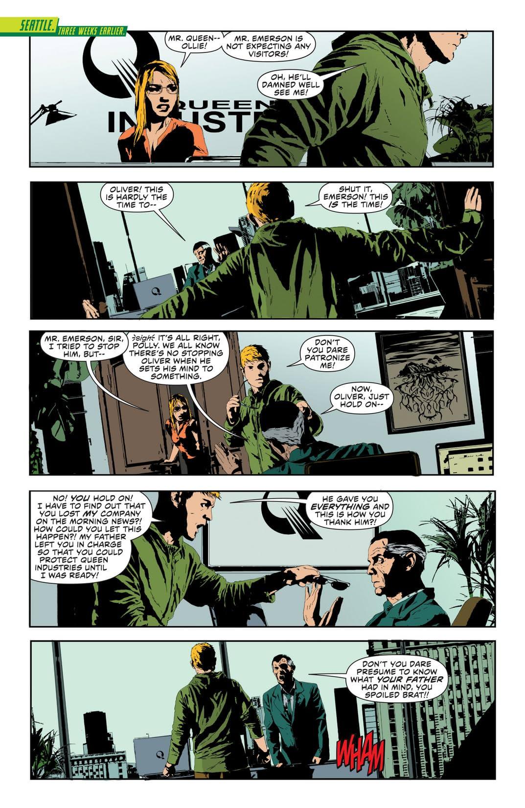 Green Arrow (2011-2016) #17