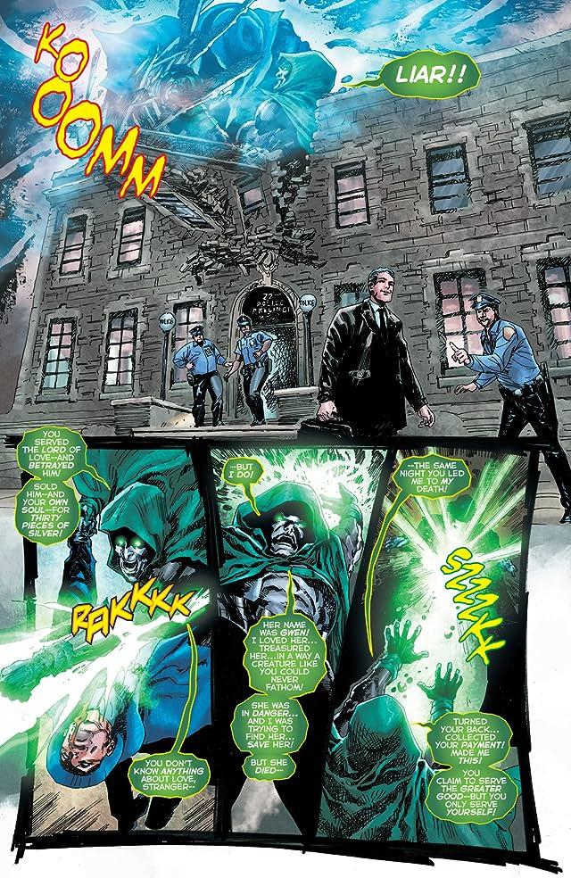 click for super-sized previews of The Phantom Stranger (2012-2014) #5