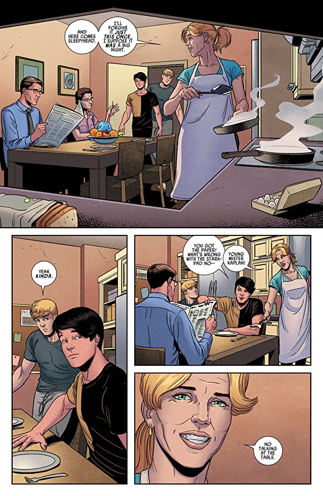 click for super-sized previews of Young Avengers (2013) #2