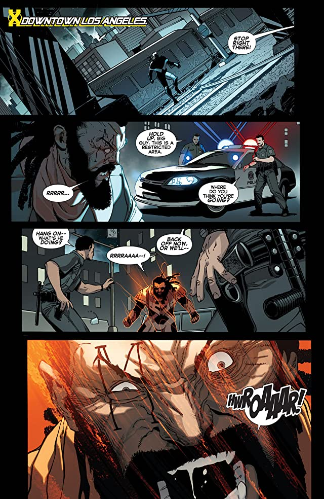 click for super-sized previews of Uncanny X-Force (2013-2014) #2