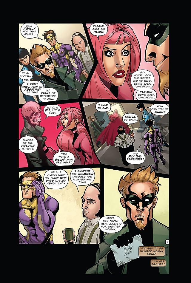 Hero: 9 To 5 #6: Quietus