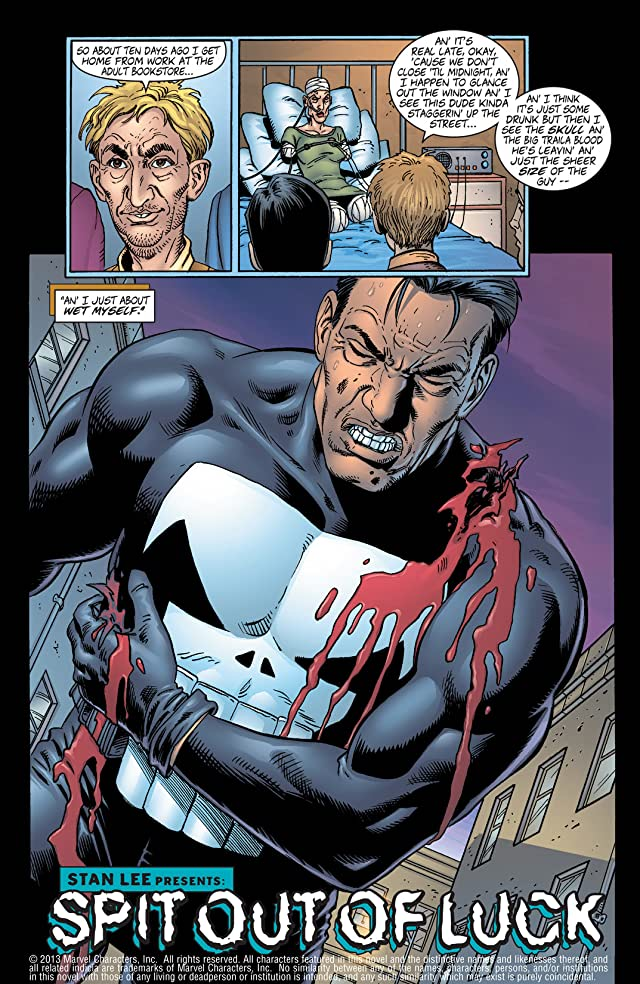 click for super-sized previews of The Punisher (2000-2001) #6