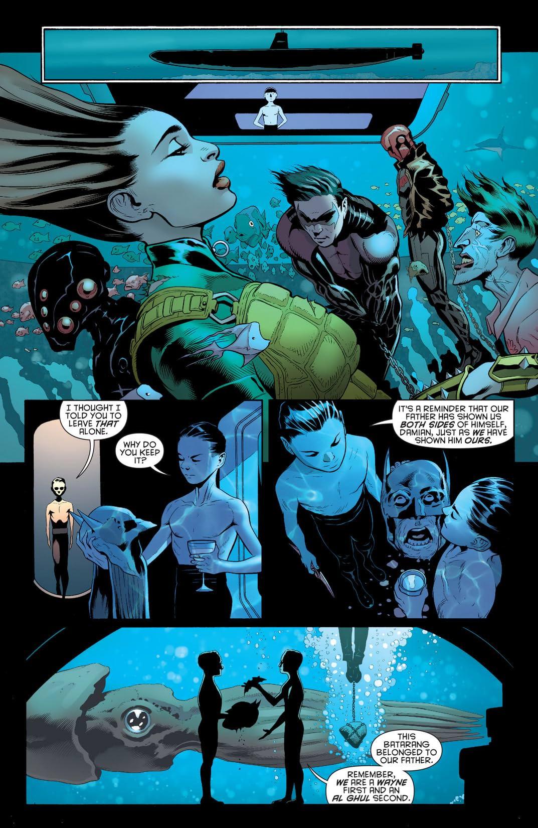 Batman and Robin (2011-2015) #17