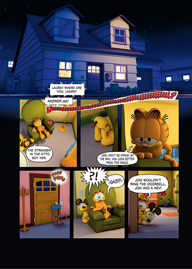 Garfield and Company Vol. 5: A Game of Cat and Mouse Preview