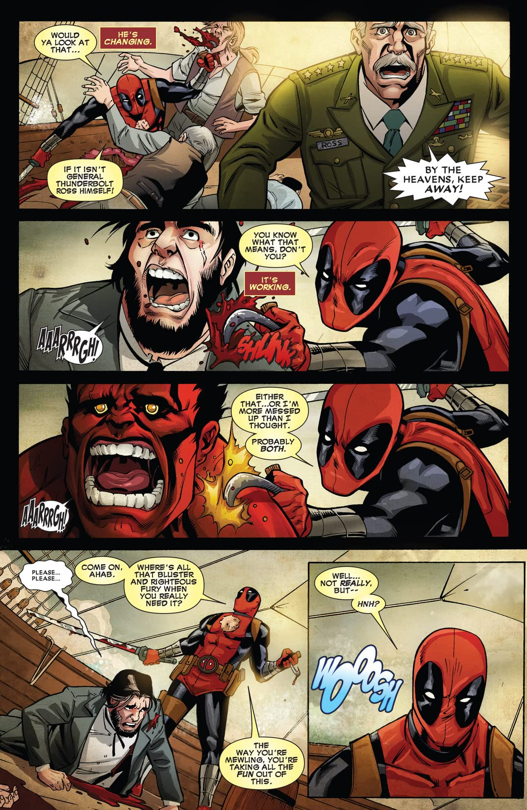Deadpool Killustrated #2 (of 4)
