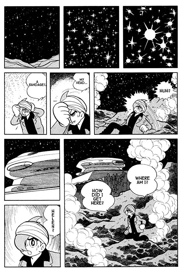 Cyborg 009 Vol. 9: Preview