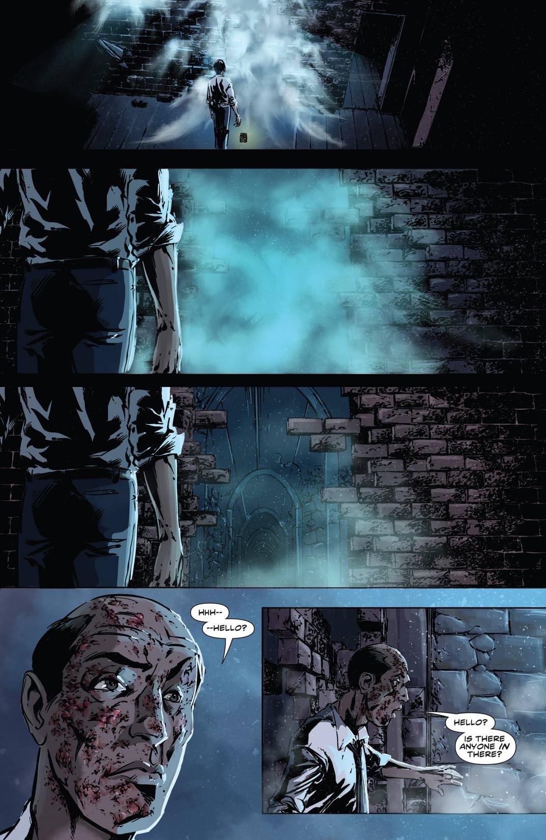 Hellraiser: The Dark Watch #1
