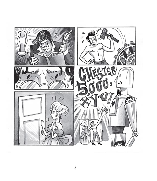 click for super-sized previews of Chester 5000