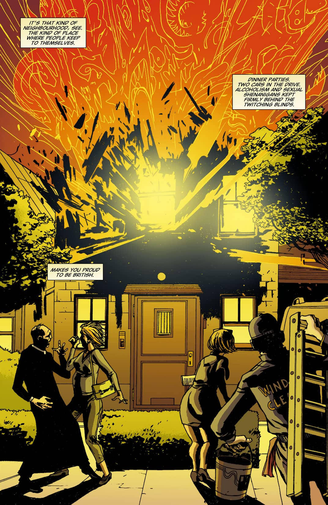 Hellblazer #286