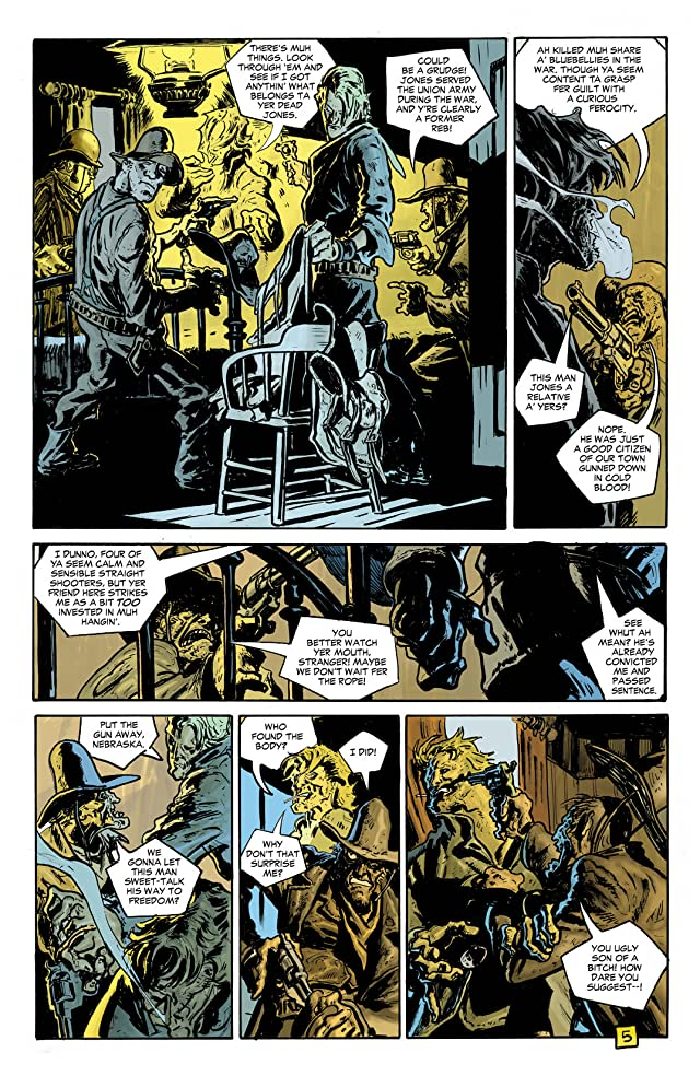 click for super-sized previews of Jonah Hex (2006-2011) #68
