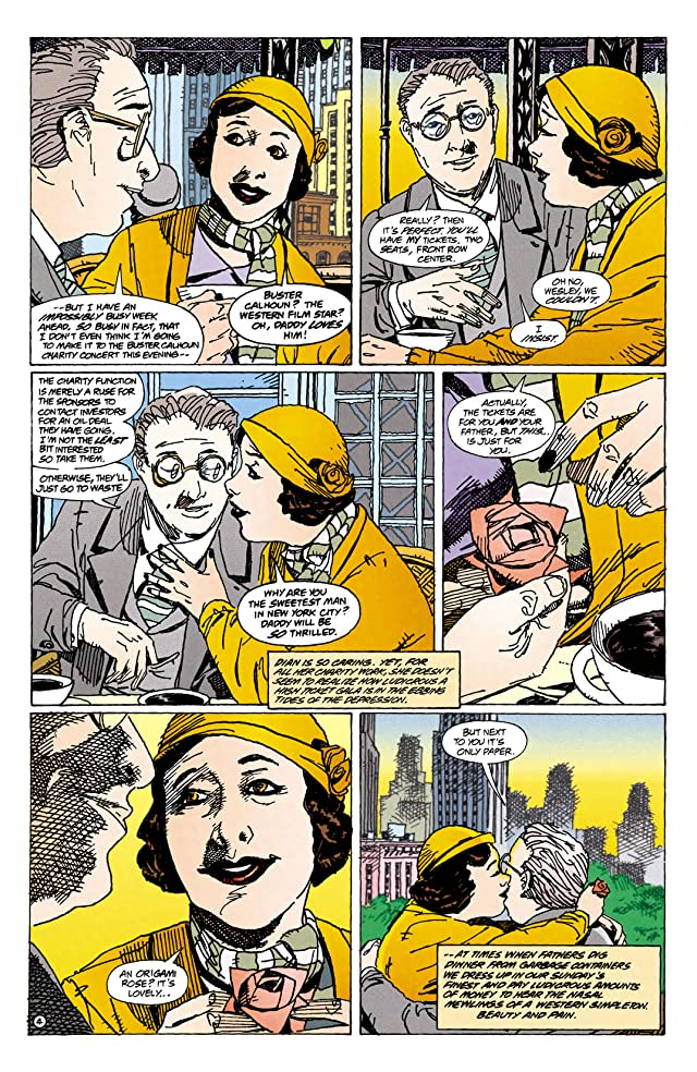 click for super-sized previews of Sandman Mystery Theatre (1993-1999) #17
