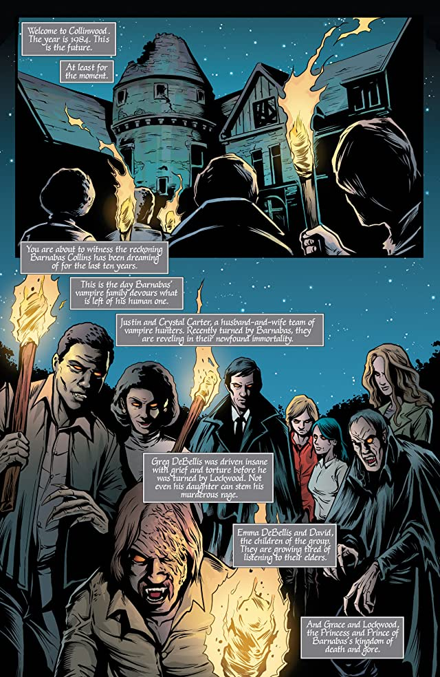 click for super-sized previews of Dark Shadows (Ongoing) #14