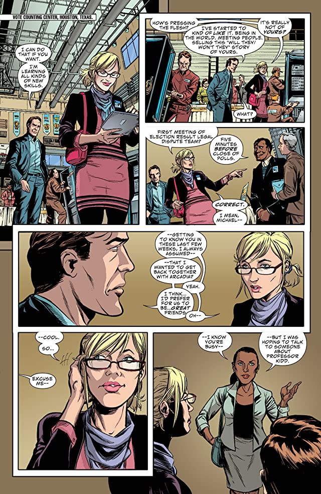 click for super-sized previews of Saucer Country #12