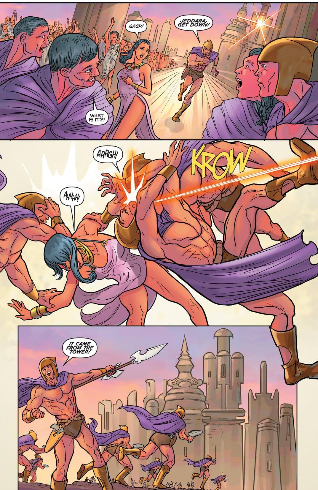 Warlord of Mars: Dejah Thoris #23