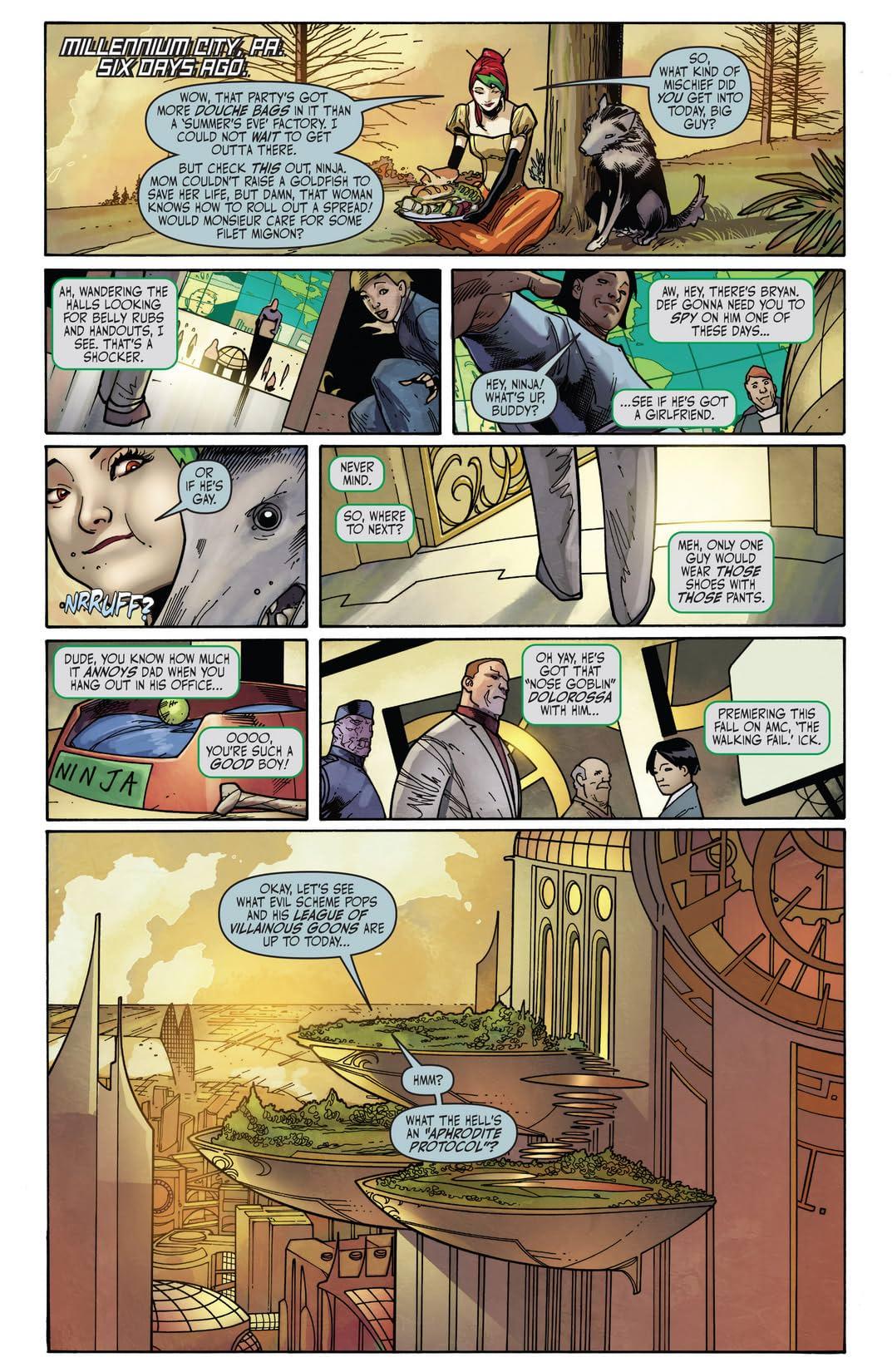 Cyberforce (2012) #3