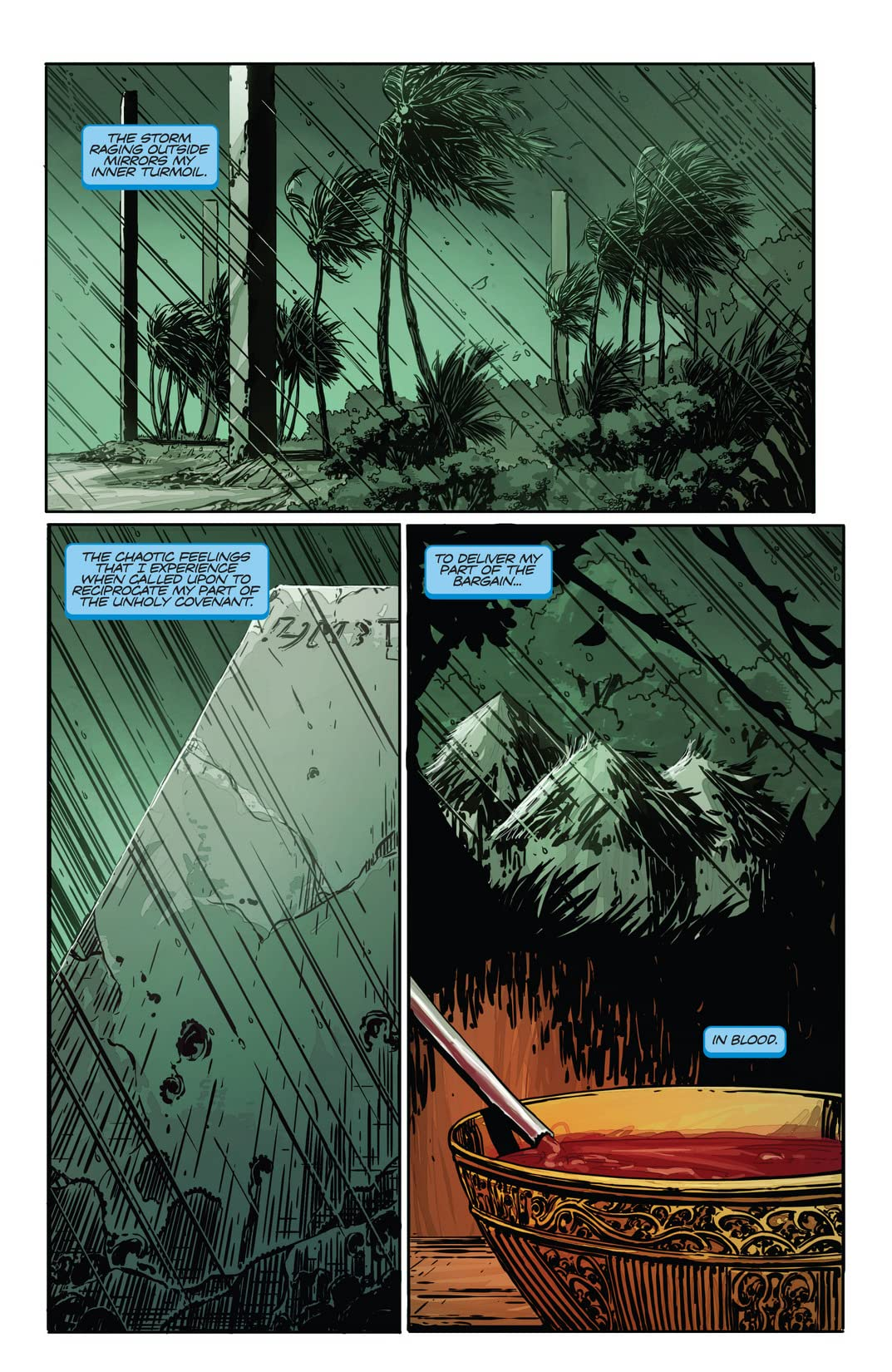 Vampirella Strikes #3