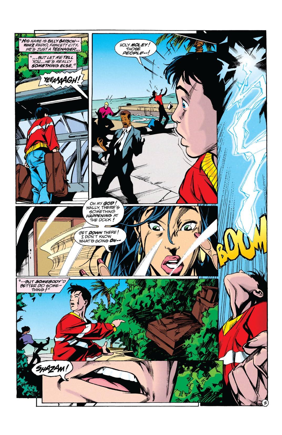 The Flash (1987-2009) #107