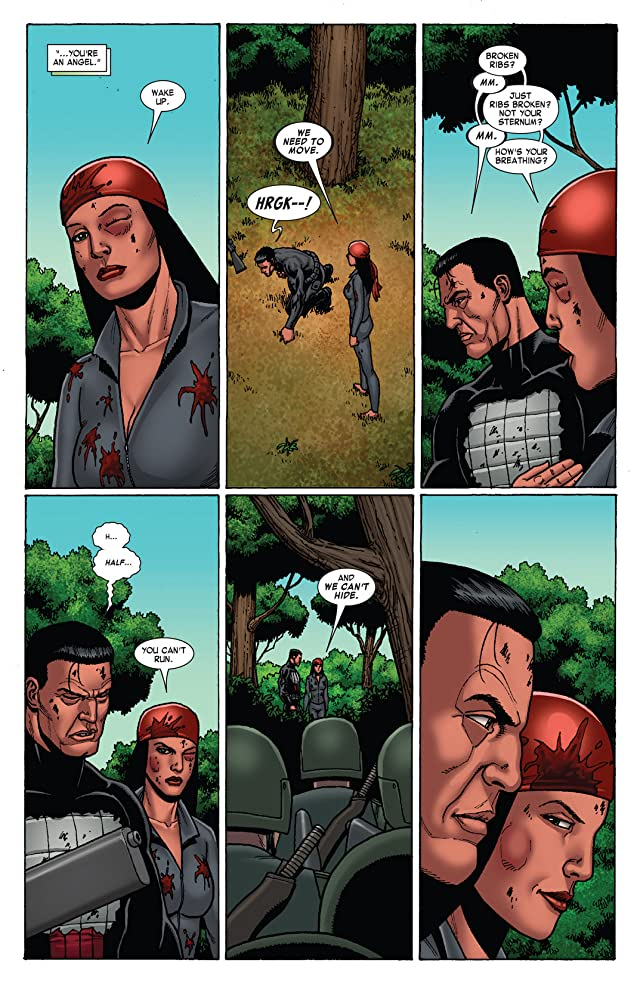 click for super-sized previews of Thunderbolts (2012-) #5