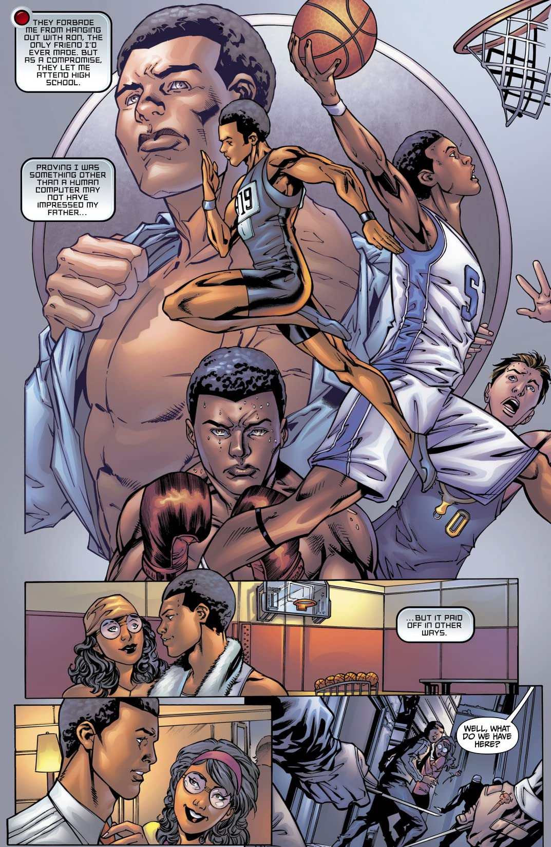 DC Special: Cyborg (2008) #1 (of 6)