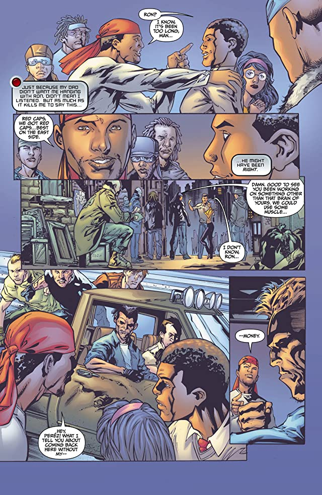 DC Special: Cyborg (2008) #1 (of 5)