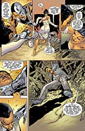 DC Special: Cyborg (2008) #4 (of 6)