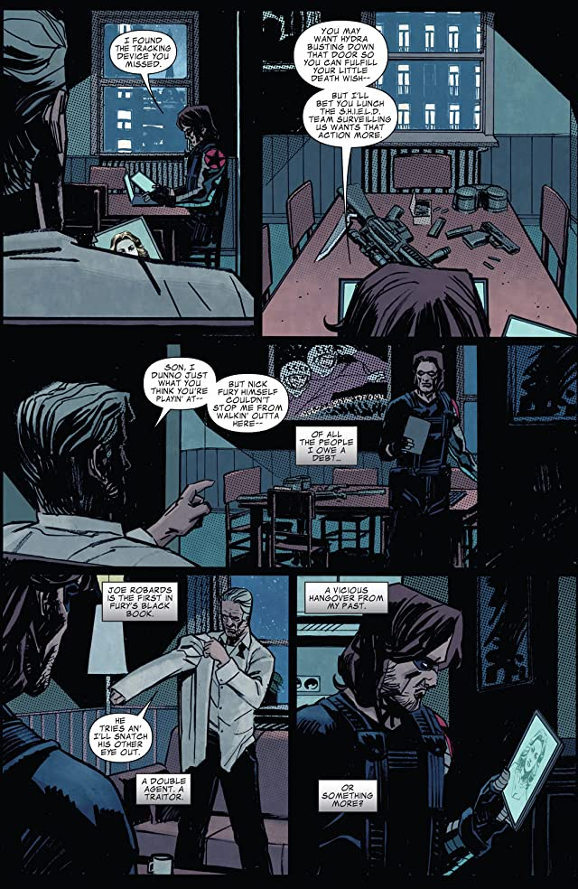 click for super-sized previews of Winter Soldier #16