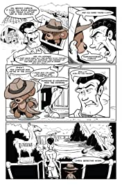 Detective Honeybear #2
